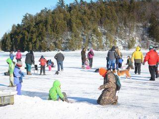 Vermont Ice Fishing Festival