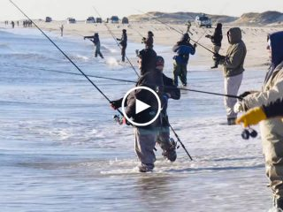 New Jersey Sand Eels and Stripers