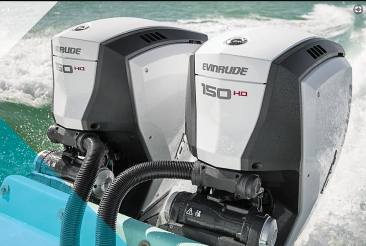 5 Reasons to Power Your Boat with Evinrude E-TEC G2 Outboard Engines