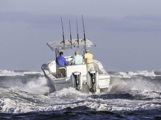Repower your boat with Evinrude