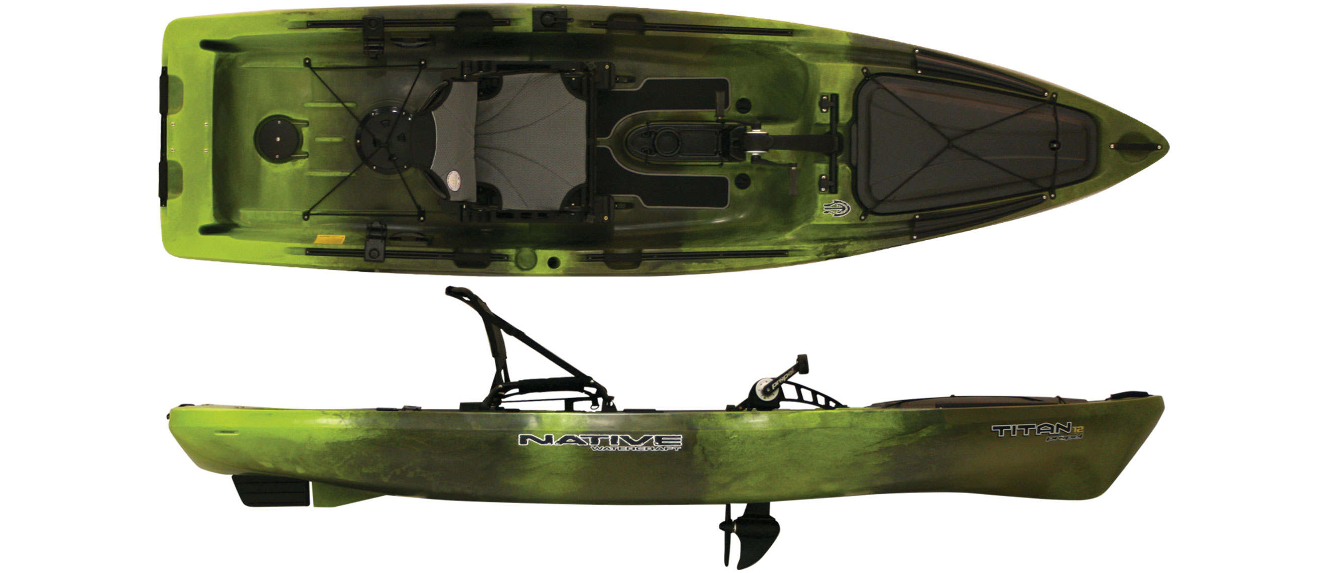 Native Watercraft Titan Propel 12
