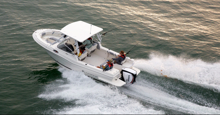 5 Reasons to Power Your Boat with Evinrude E-TEC G2 Outboard