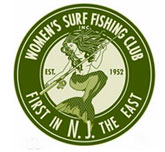 Women's Surf Fishing Club of NJ