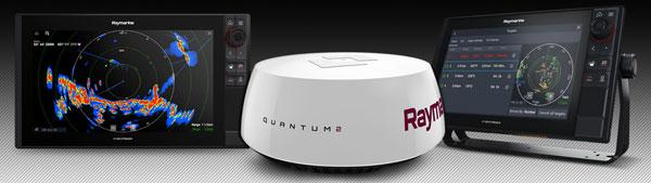 Raymarine Quantum 2 Radar With Doppler