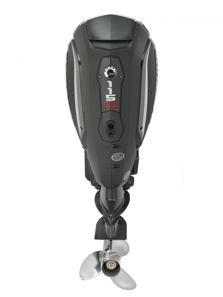 Evinrude Launches New 3-Cylinder E-Tec G2 Outboards - On The