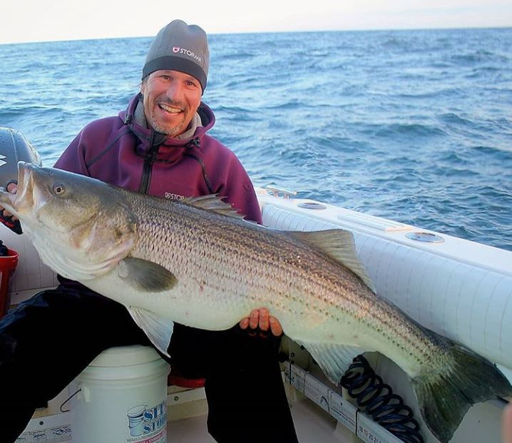 Surf Fishing Rigs Striper Bass Drum Porgies Fluke No Hooks Complete HI-Lo