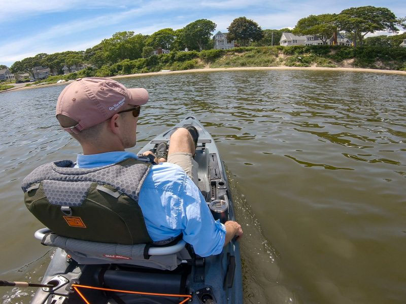 Product Review: NEW Old Town Predator PDL Fishing Kayak