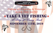 Take A Vet Fishing Tournament