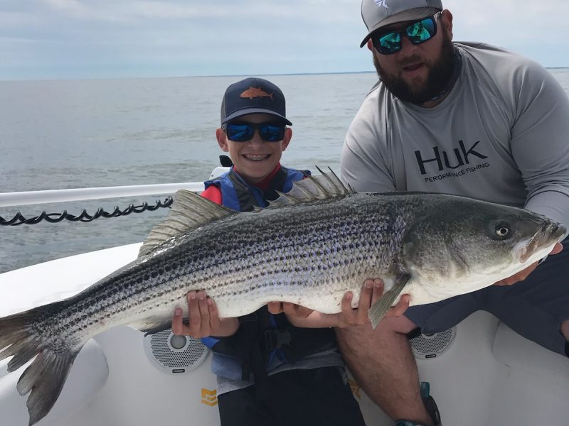 Massachusetts Fishing Report – July 11, 2019 - On The Water