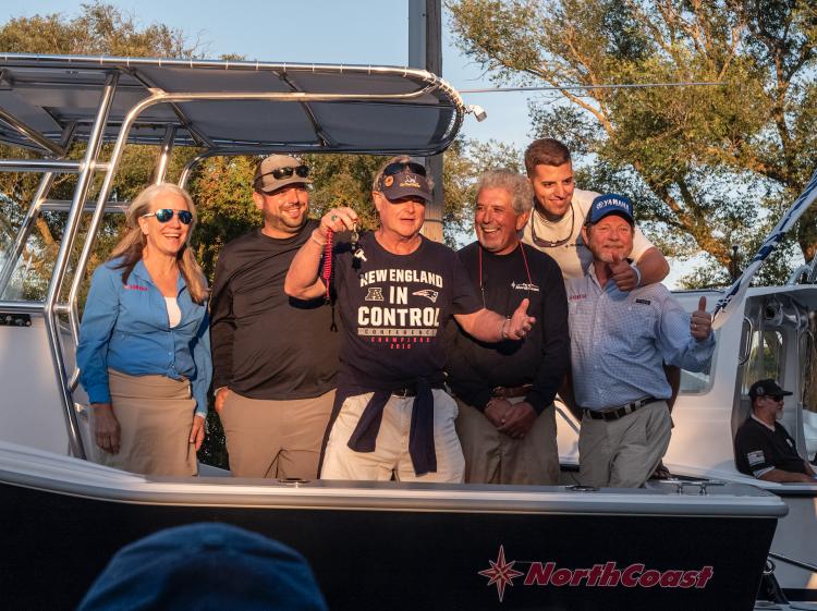 NorthCoast Boat Winner