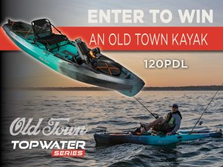 Old Town PDL 120 Giveaway