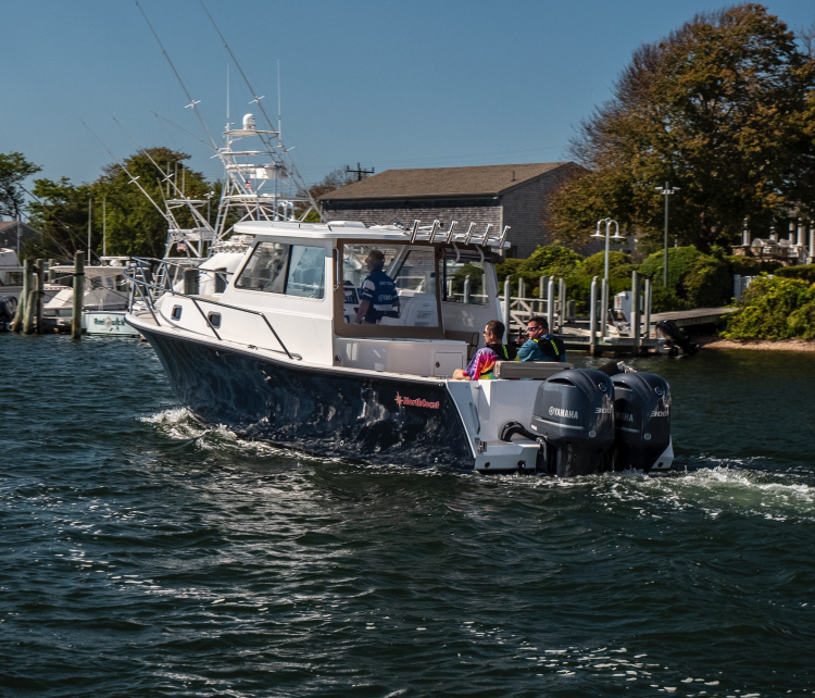 Yahama Boat rides