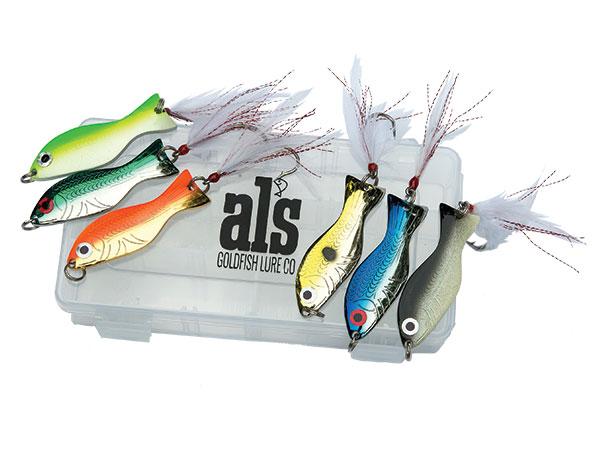 Al's Saltwater Goldfish Surfcasting Kit