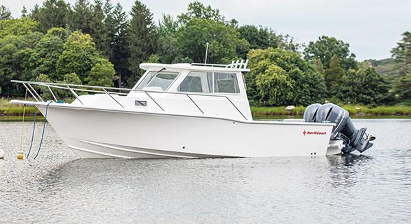 NorthCoast Boats 255HT