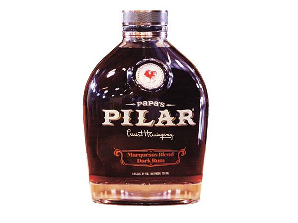 Papa's Pilar Marquesas Blend Rum