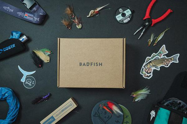 Badfish Captain's Box