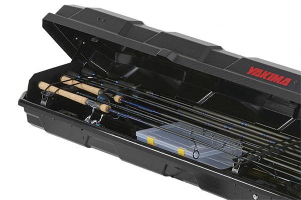 Yakima Topwater Fishing Rod Box