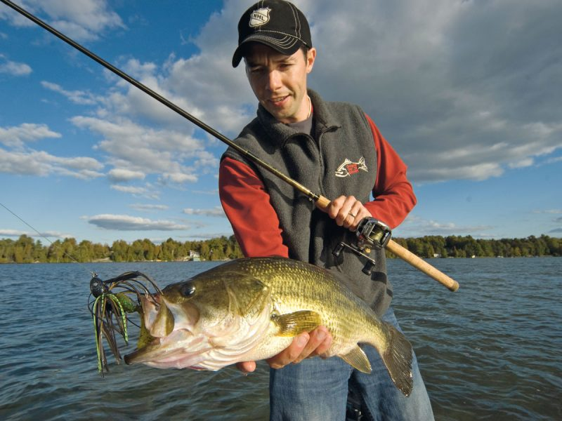 Three Largemouth Setups To Always Have On Deck On The Water