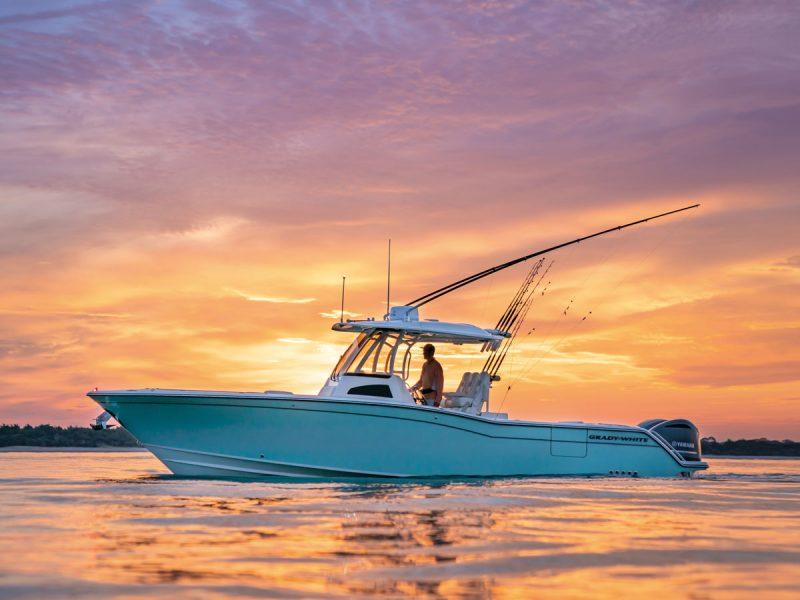 Boat Buyer's Guide - Grady White