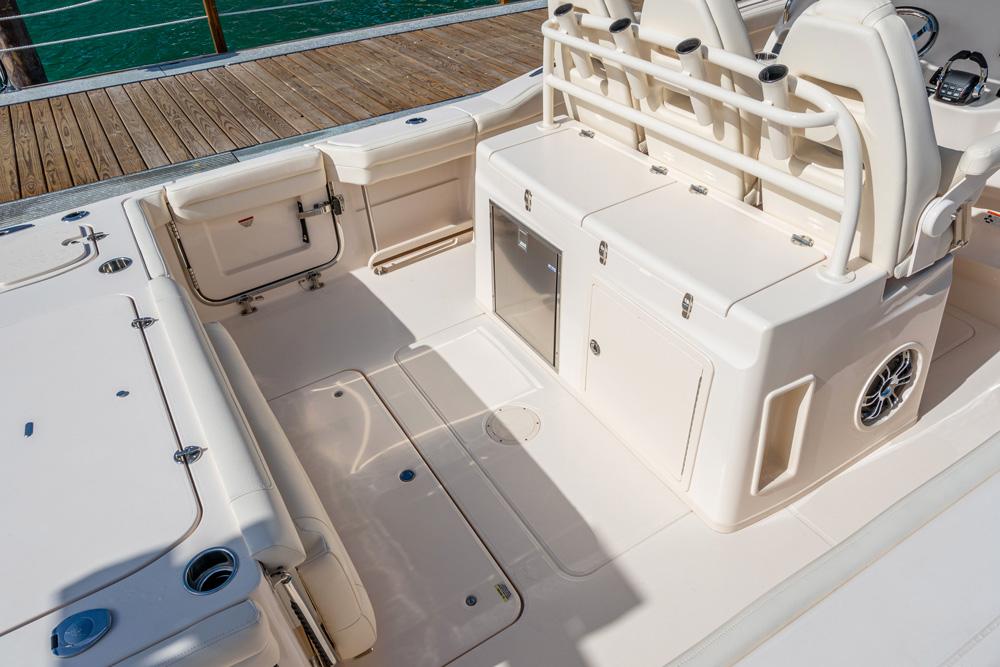 Grady-White storage