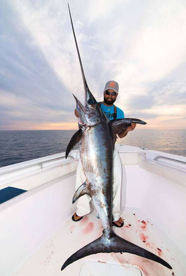 deep-drop swordfish