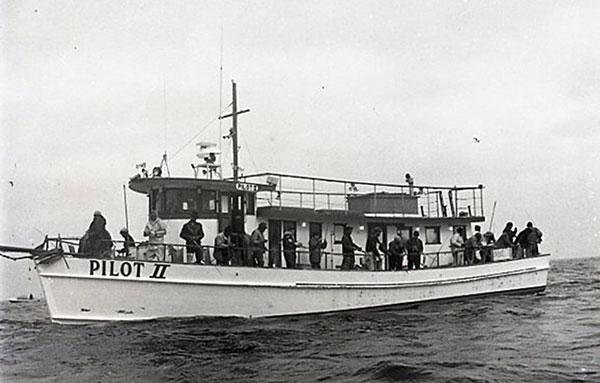 Brooklyn party boat Pilot II