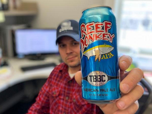 Reef Donkey American Pale Ale