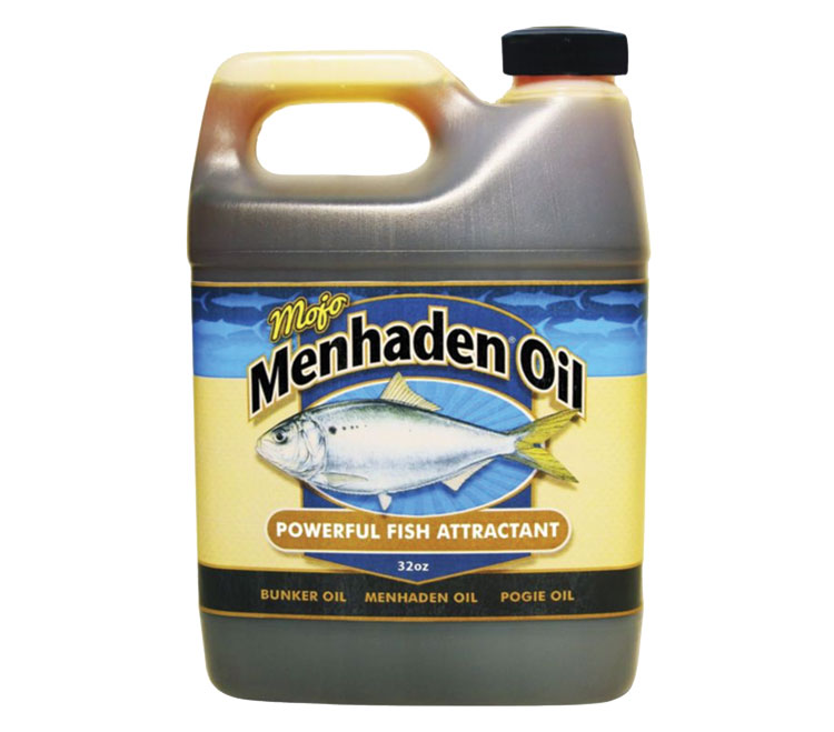 Aquatic Nutrition Mojo Menhaden Oil