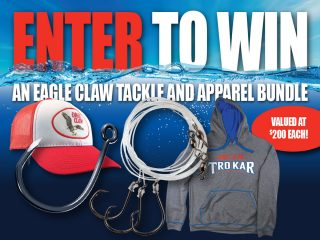 Eagle Claw Tackle and Apparel Bundle Giveaway