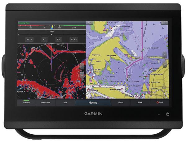 Garmin GPSMAP 8600/8600xsv