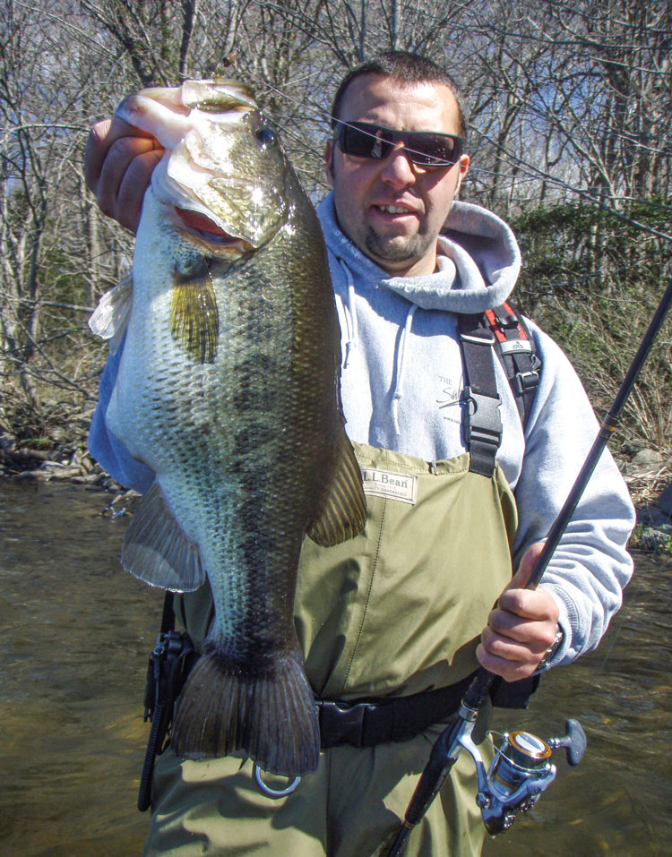 March monster largemouth