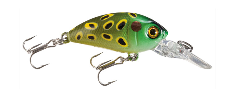 Bass Pro XPS Micro Light Mini Crankbait