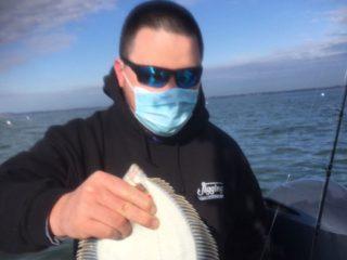 Drew Wang flounder