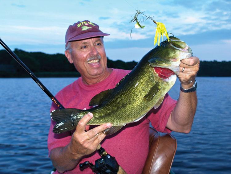 Eric Fieldstadt largemouth bass