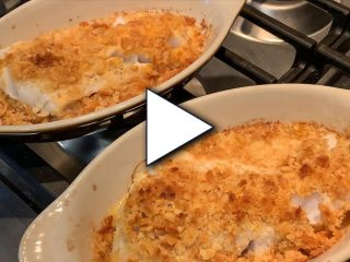 Simple Baked Fish