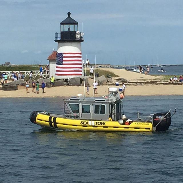 Sea Tow lighthouse