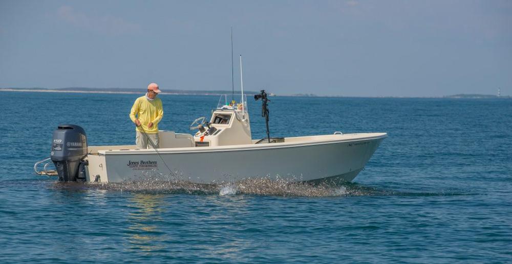 Jones Brothers Cape Fisherman 23