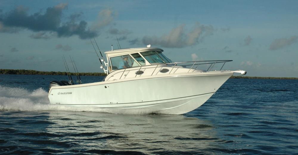 Sailfish 320 Express