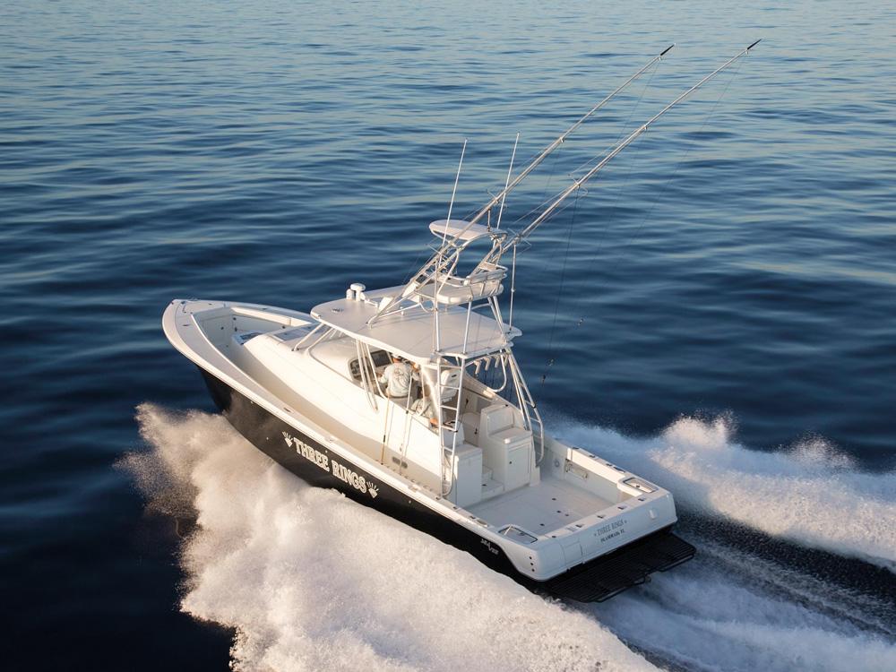 SeaVee 430FA