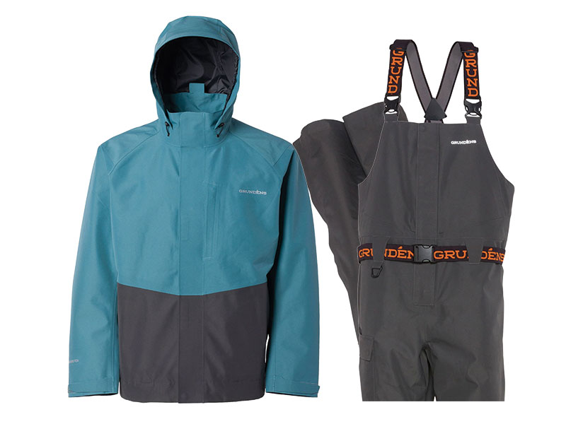 Grundens Downrigger Jacket and Bib