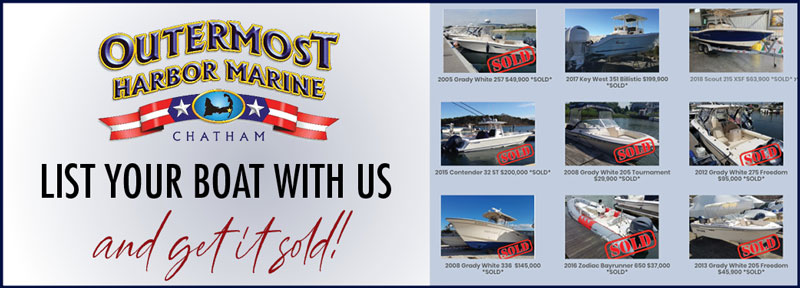 List Your Boat With Outermost Harbor Marine