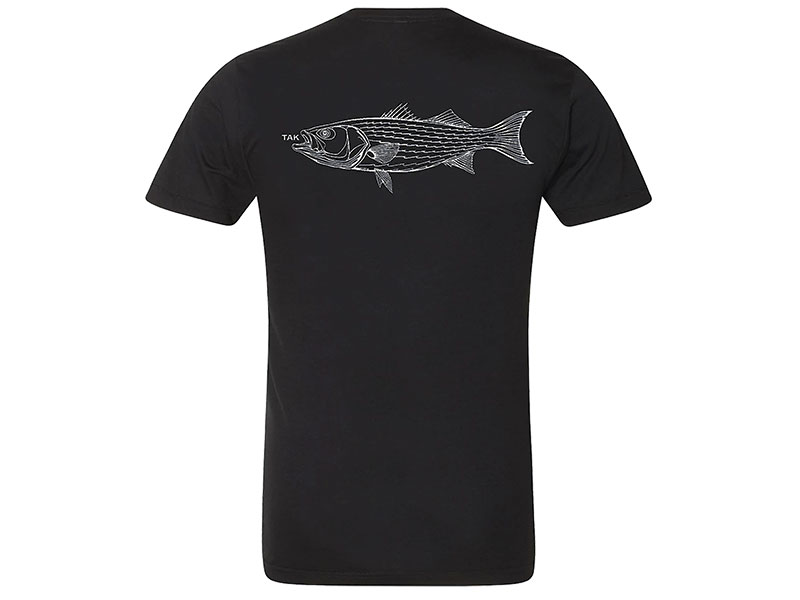 Tak Waterman Wavey Striper Tee