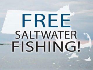 MA Free Saltwater Fishing Days