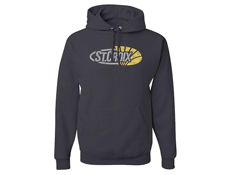 St Croix sweatshirt