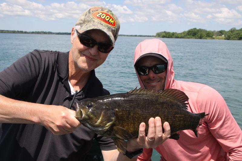 Bob Kirkman smallmouth bass