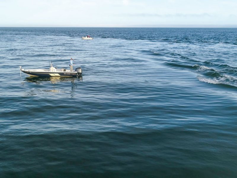 Fishing Shallow Rips