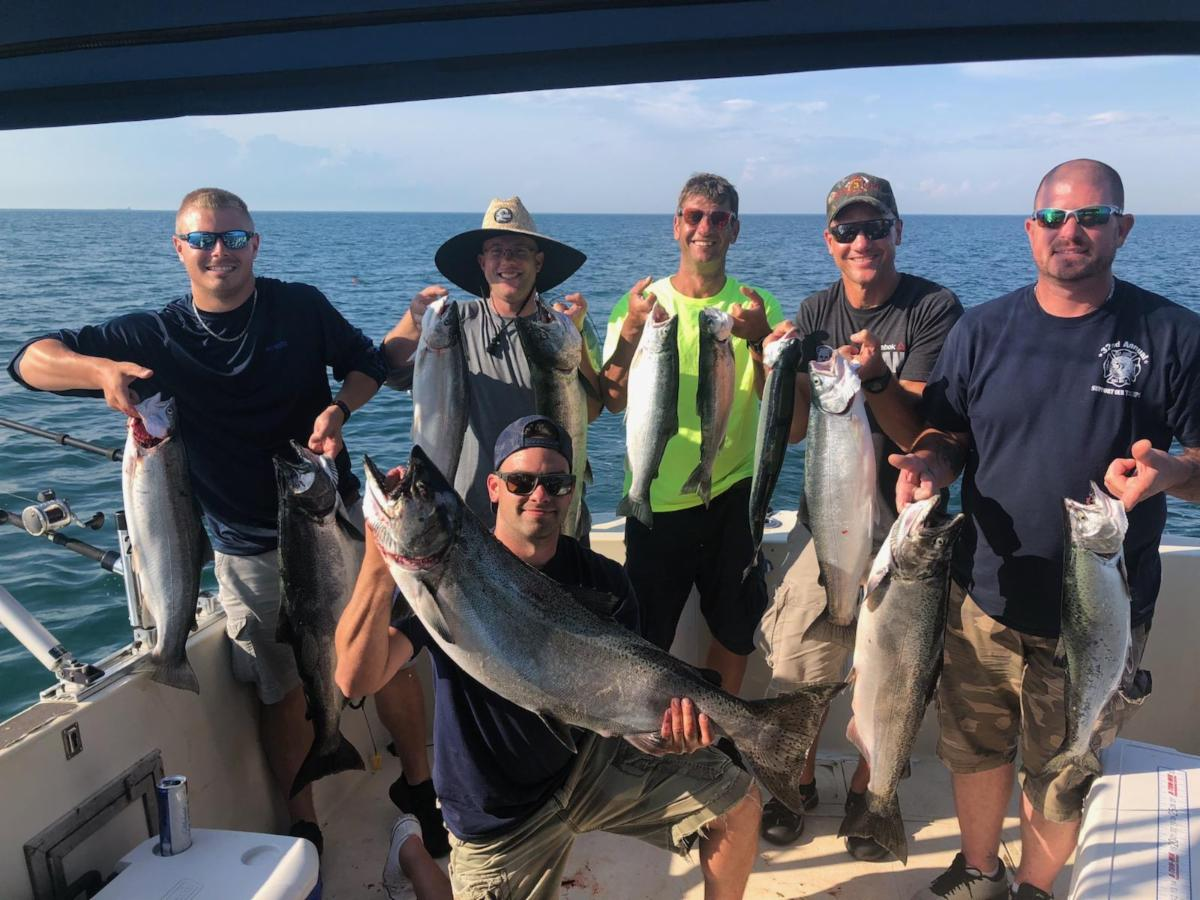 anglers from New Jersey