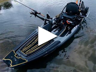 Slayer Max Propel Kayak