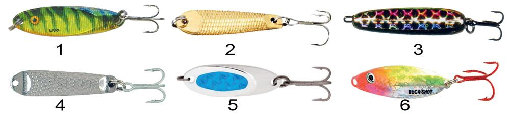 straight spoons