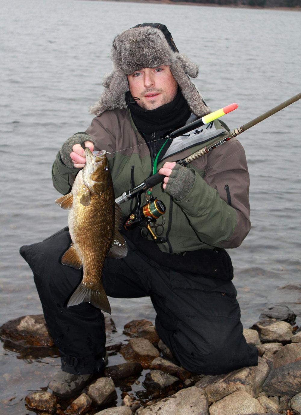 Saugatuck smallmouth bass